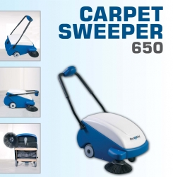 Barredora Fiorentini Carpet Sweeper 650
