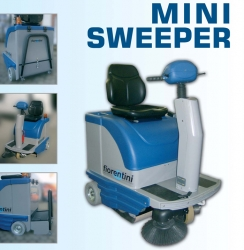 Barredora Fiorentini Mini Sweeper